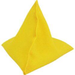 Piramis babzsák sárga