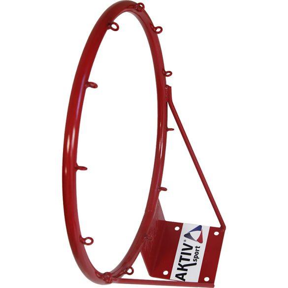 Kosárgyűrű standard Aktivsport porszórt 80 kg
