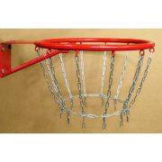 Kosárlabdaháló Aktivsport horganyzott láncból