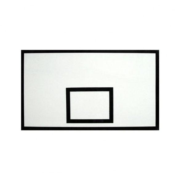 Kosárpalánk fa Aktivsport 180x105 cm
