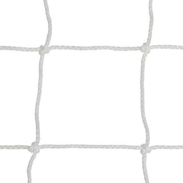 Labdarúgó-kapuháló Aktivsport 5x2m 10x10 cm osztás 3,5 mm