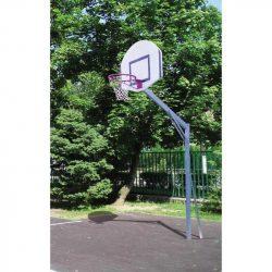 Streetball állvány lebetonozható Aktivsport 120 cm benyúlás
