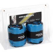 Aktivsport Csukló- és bokasúly 2x0,5 kg kék