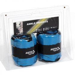 Aktivsport Csukló- és bokasúly 2x1,5 kg kék