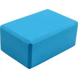 Aktivsport jóga tégla 23x15x10 cm kék