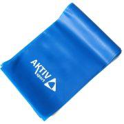Fitnesz szalag Aktivsport kék erős