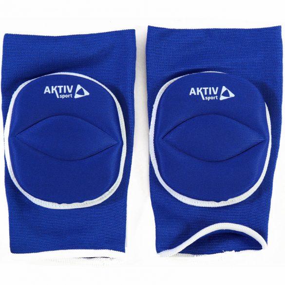 Térdvédő Aktivsport kék