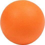 Masszírozó labda 6 cm Aktivsport narancssárga