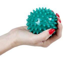 Tüskés masszírozó labda 7,5 cm Aktivsport