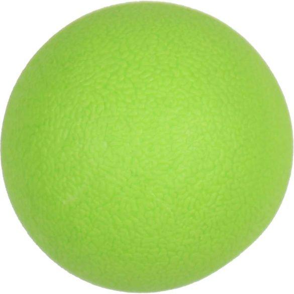 Masszírozó labda 6 cm Aktivsport zöld