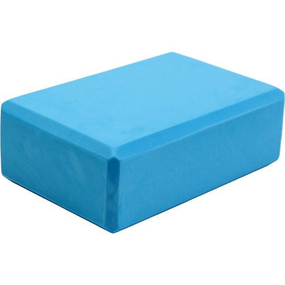 Szépséghibás Aktivsport jóga tégla 23x15x7,5 cm kék