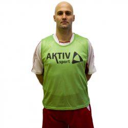 Aktivsport jelölőmez zöld