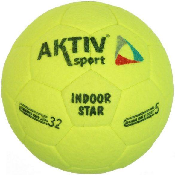Teremlabda Aktivsport Indoor Star méret: 5