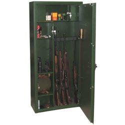 LISA megerősített fegyverszekrény