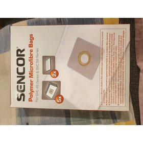 Sencor Papírzsák 5db SVC 45/52