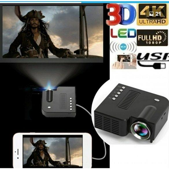 Mini HD Projektor