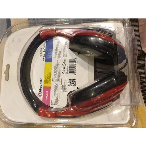 Msonic  stereo headset for digital super bass sound